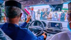 Electric car assembled in Nigeria is a fantastic innovation, says Osinbajo