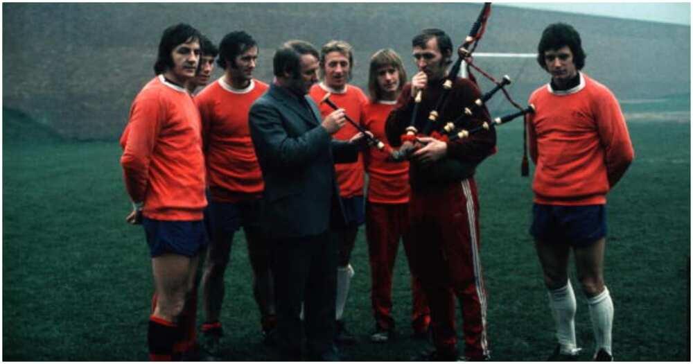 John Fitzpatrick: Man United legendary defender dies aged 74