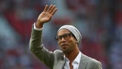 An cafke tsohon 'Dan wasan Kasar Brazil Ronaldinho a otel a kasar waje