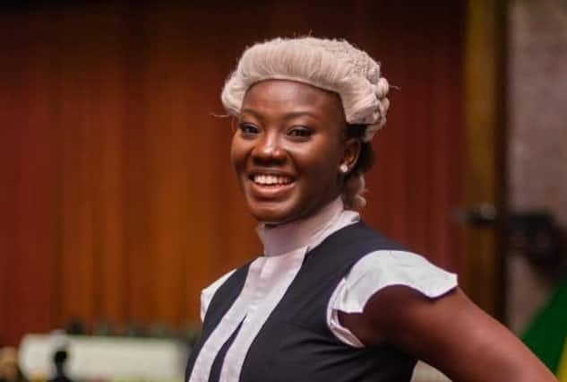 Lady callled to bar in the UK bags appointment as solicitor of the Supreme court of Ghana