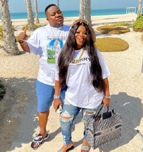 X times Cubana Chiefpriest and wife showed off their luxurious fashion sense