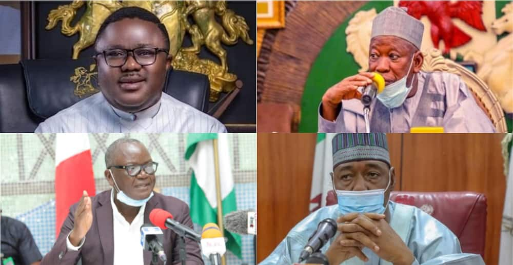 List of 5 prominent Nigerian governors who are Ph.D holders