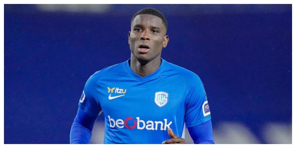 Onuachu denied winner as Saint-Gilloise score late goal to play 1-1 with Genk