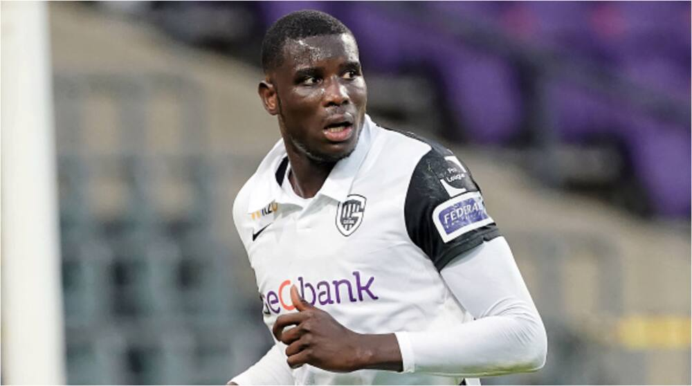 English Premier League Club Interested in Signing Super Eagles Striker Paul Onuachu From Genk