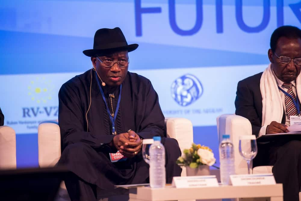 Jonathan Recalls How Some of His Aides Deserted Him After Poll Loss in 2015