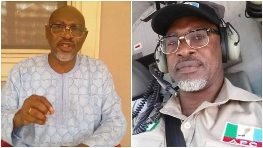 Defection: Former factional Edo APC chairman, Ojezua, supporters join PDP