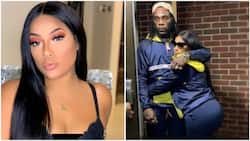 He said he will marry me - Stefflon Don on her affair with Burna Boy