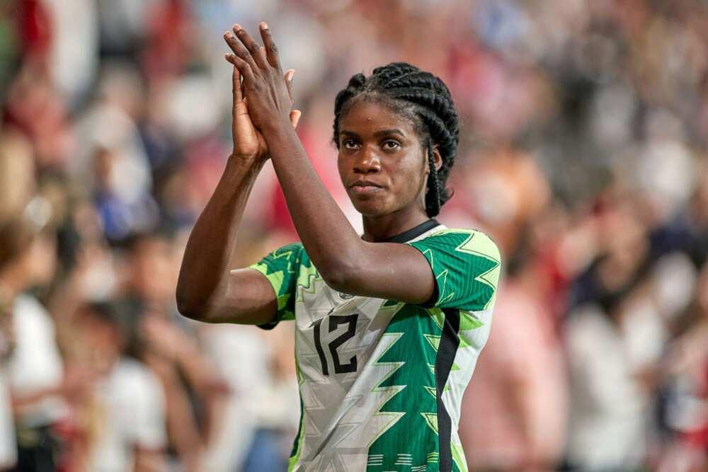 Beautiful Nigeria's Super Falcons superstar joins top Spanish club