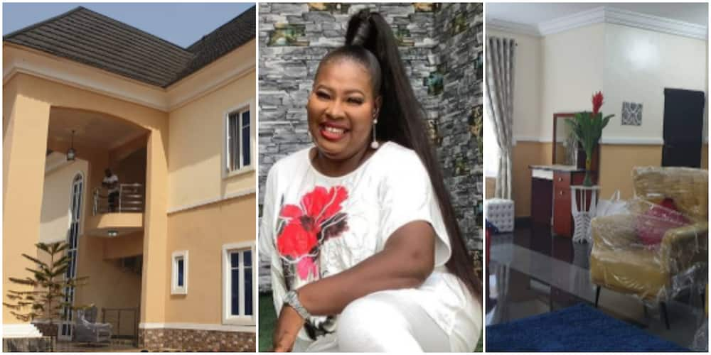 Nollywood producer Uche Nancy opens