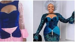 Nigerian fashion fails: Asoebi recreation draws hilarious reactions from style lovers