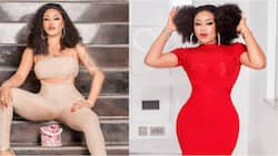 Toyin Lawani advises women to stop blocking kids from their dads as a way of punishment to the men