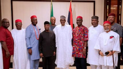 Southeast governors to meet Buhari on 2nd Niger bridge, Enugu airport