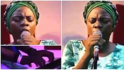 Oniduro Mi: Music video of the song Tope Alabi criticized resurfaces online, Nigerians say it is powerful