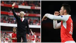 Arsene Wenger makes stunning statement about Ozil that will break the hearts of Gunners fans