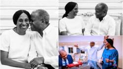 God bless you on your birthday and forever my special treasure - Dolapo Osinbajo celebrates husband