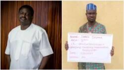 Self-styled Alfa Jamiu Isiaka who impersonated Buhari's aide sentenced to 28 years in prison