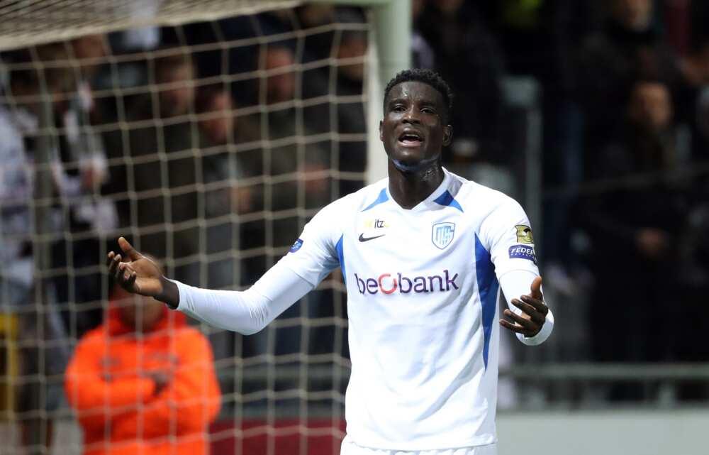 Paul Onuachu, Nigeria international, contracts Covid-19
