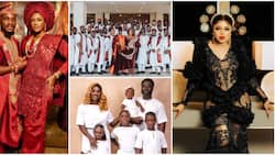 AY's 50th birthday, Debola Williams' wedding and other lit events that got social media buzzing in August