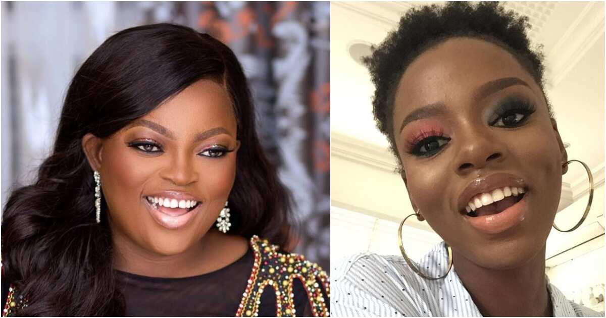 BBNaija 2019: Funke Akindele-Bello invites Diane to join Jenifa's Diary (video)