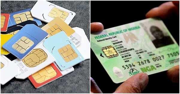 NIN registration: Court battle begins over FG's directive to blocks SIM cards