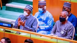 Please, cancel our debts: Buhari calls for cancellation at UN general assembly