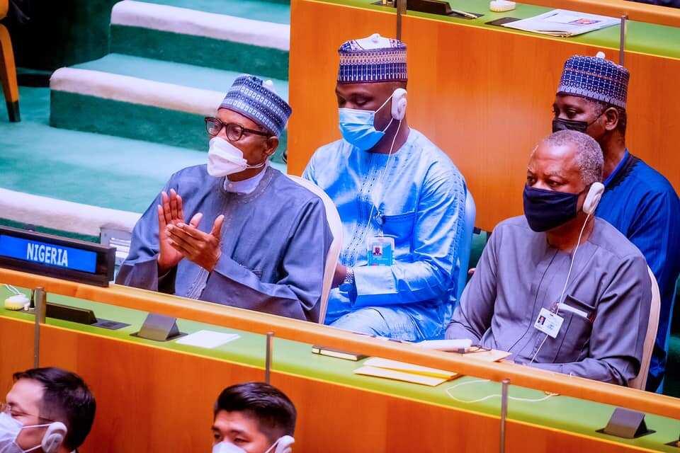 Border Closure Helped Nigeria Tremendously, Buhari Tells Queen of Netherlands