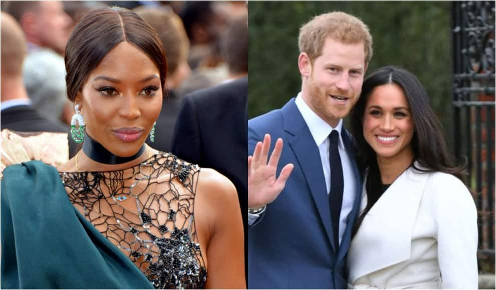 Megxit: Naomi Campbell declares support for Harry and Meghan