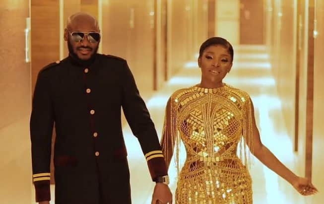 Annie Idibia Celebrates 8th Wedding Anniversary With 2baba, Says She Married Her 'First Love'