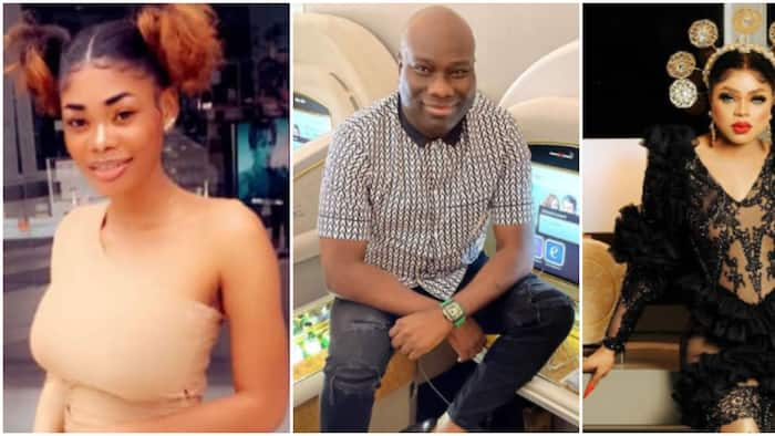 I want to forget this day: Bobrisky's ex-PA begs Mompha for forgiveness after he threatened to sue her