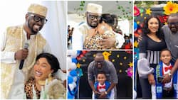 Heart-melting photos show when Tonto Dikeh, Kpokpogri's love still waxed strong, they served couple goals