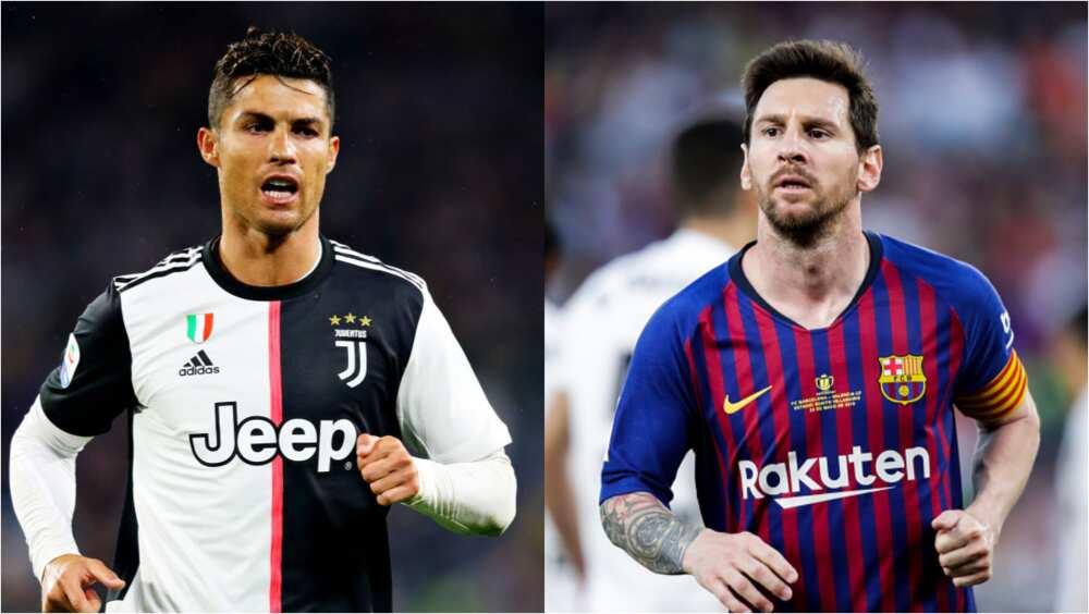Lionel Messi: Agents are set to unite Barcelona star and Ronaldo at Juventus - Rivaldo