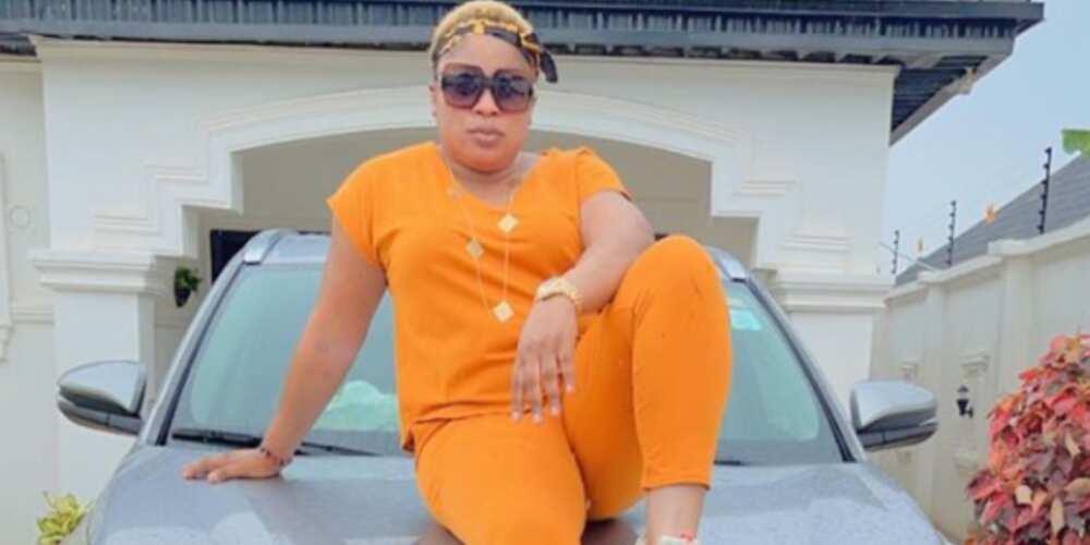 Actress Kemi Afolabi