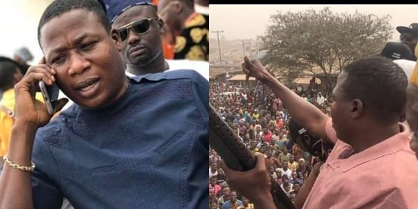 Enough is enough, Sunday Igboho says, reveals next southwest state to flush out herdsmen