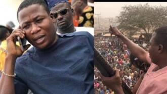 Lauya ya bayyana laifuka 3 da gwamnatin Buhari ke tuhumar Sunday Igboho akai