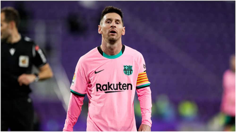Messi ready to finish career at Barcelona with the help of 1 person, presidential candidate reveals