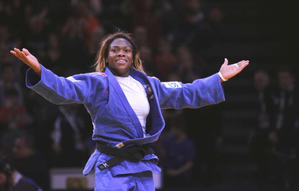 Biographie de Clarisse Abgegnenou, grande championne de judo