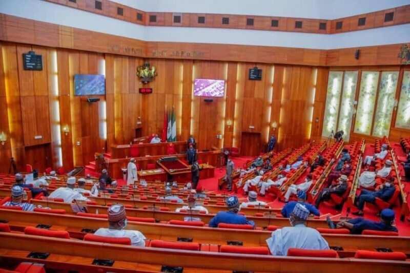 Senate resumes after an eight-week break