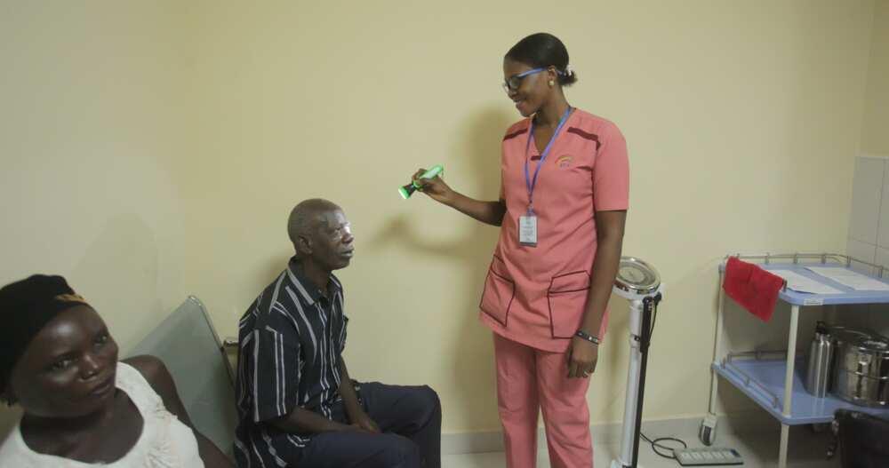 President Buhari commissions Tulsi Chanrai Foundation Eye Hospital in Abuja