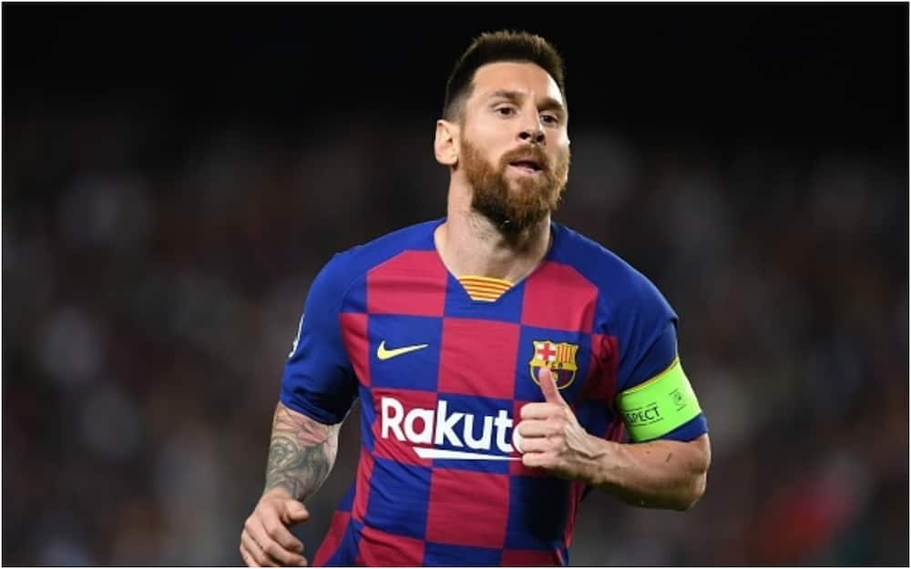 Messi's first club urge Messi to return after contract with Barcelona expired