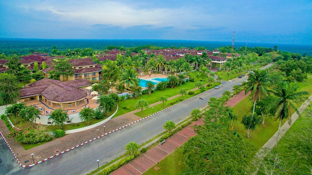 The most expensive hotel in Nigeria