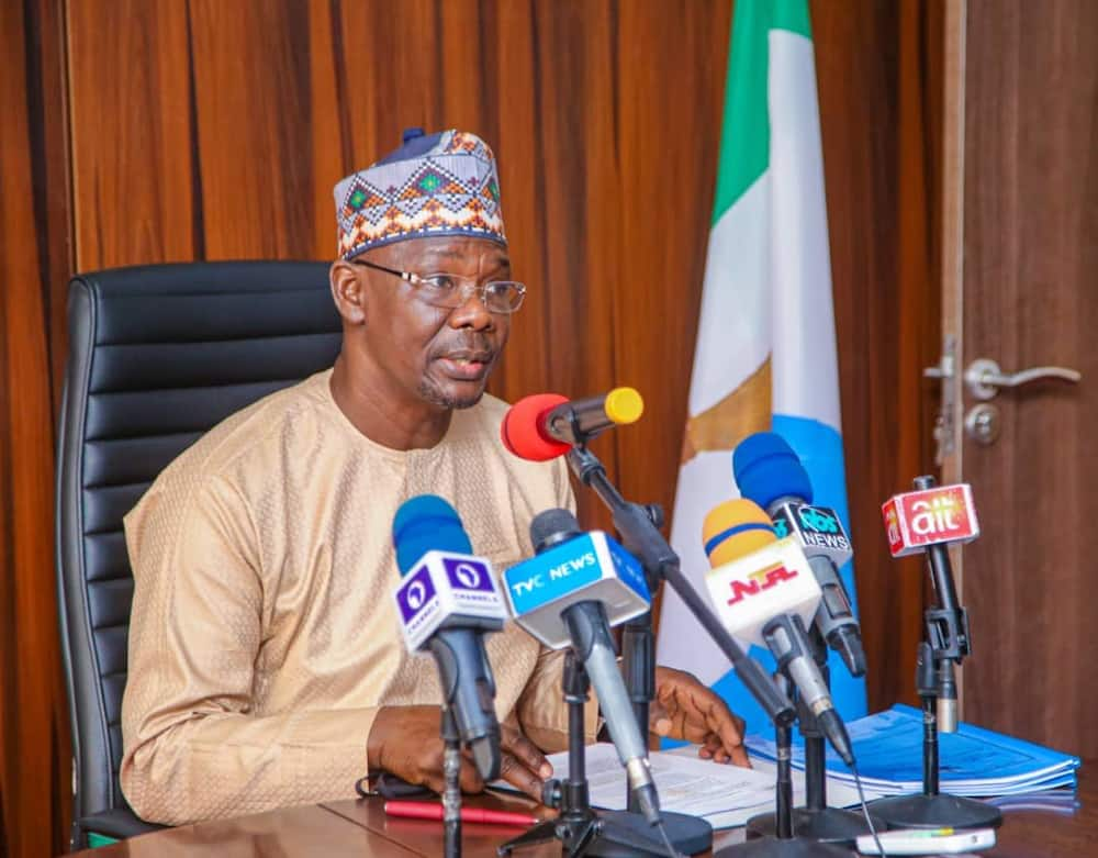 PDP endorses Nigerian governor for second term ahead of 2023