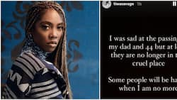 Some people will be happy when I am dead: Tiwa Savage shares troubling post, fans raise concern
