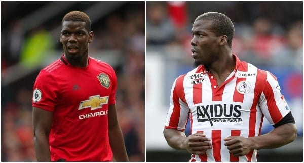 Paul Pogba's elder brother says no assurance Frenchman will stay at Man United