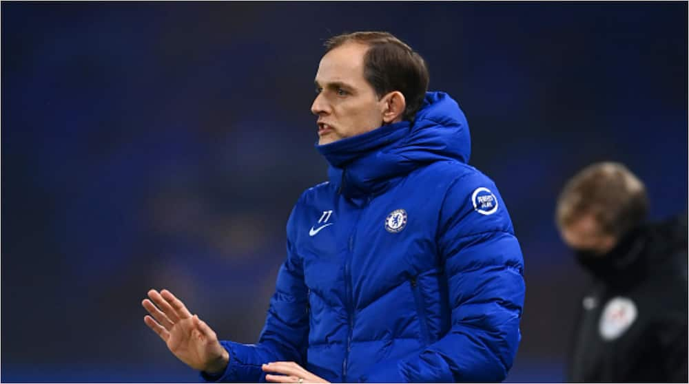 Chelsea fans go angry after new manager Thomas Tuchel says strange thing about title challenge
