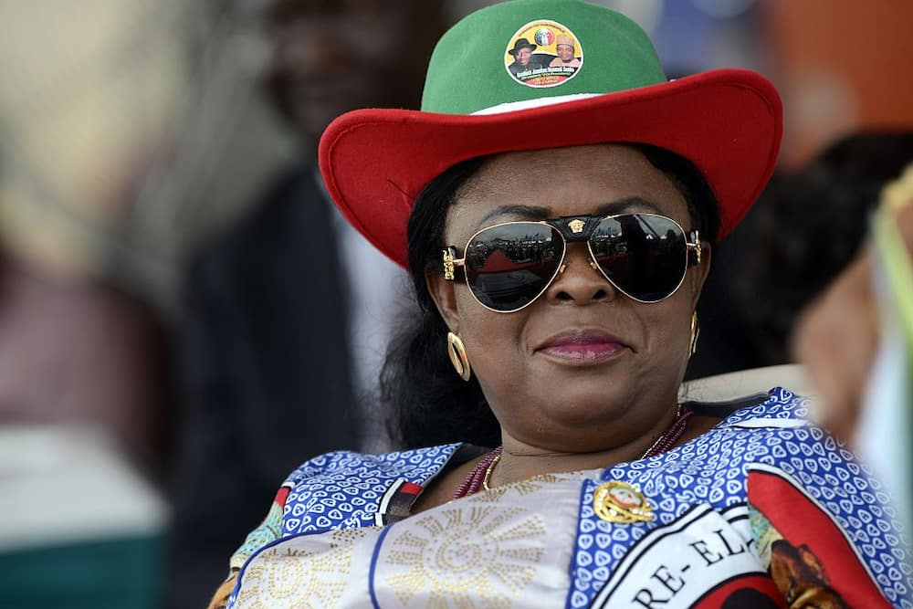 Court announces date to hear final forfeiture of Patience Jonathan's $5.8m, ₦2.4bn