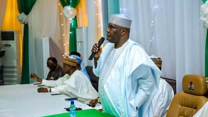 I started out as an orphan selling firewood on the streets of Jada in Adamawa - Atiku says as he launches campaign in Abuja (video)