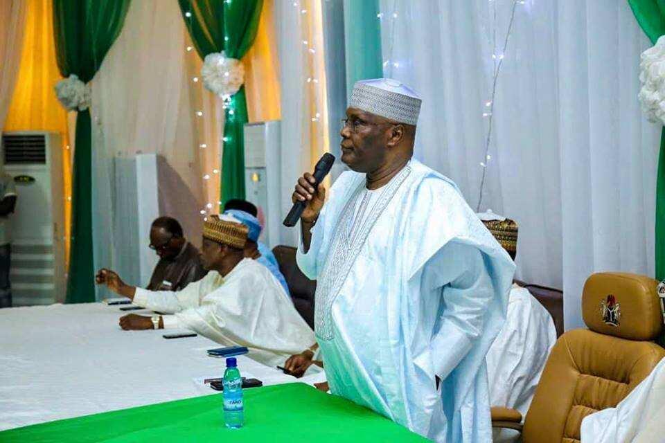 17 political parties in Delta endorse Atiku for president