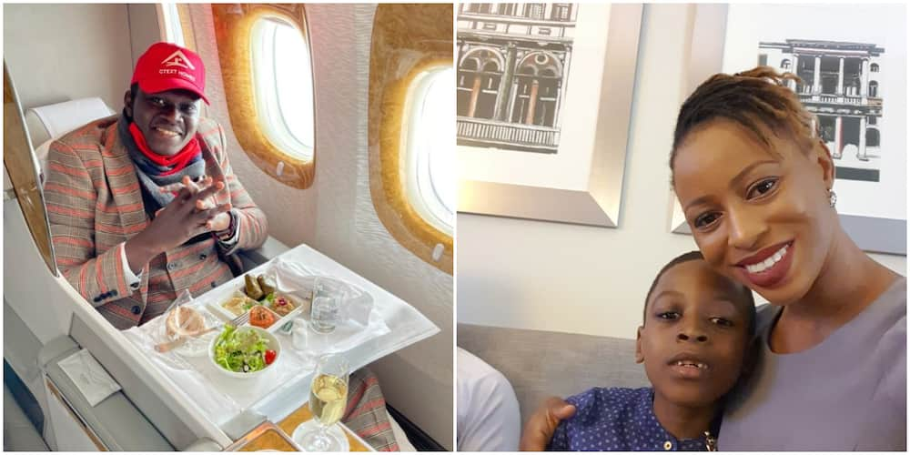 There's no better husband out there - Man says, asks women to learn from his wife, Nigerians react