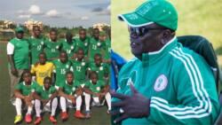 Sad day as top Nigerian national team coach dies after brief illness