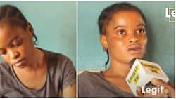 My trafficker lied to my parents that I was in Saudi when I was already in Nigeria - Young returnee speaks